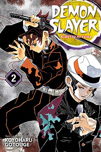 Demon Slayer: Kimetsu no Yaiba, Vol. 2 (Volume 2)