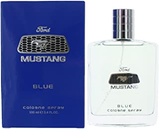 Best mustang blue cologne spray Reviews