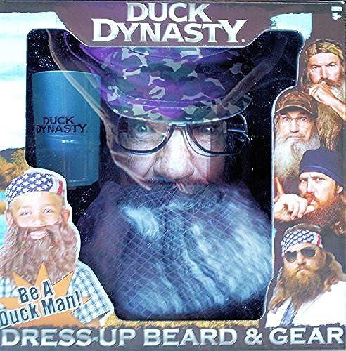 auténtico Duck Dynasty Dress-up Dress-up Dress-up & Gear - Willie by DUCK DYNASTY  mas barato