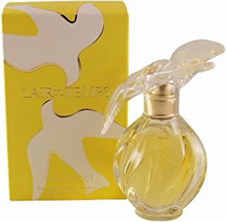 L'Air Du Temps By Nina Ricci For Women. Eau De Parfum Spray 1.7 Oz. (Packaging may Vary)