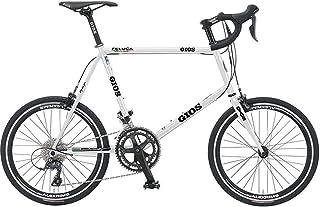 """GIOS(ジオス) FELUCA(フェルーカ) (CLARIS 2x8s)ミニベロバイク20"""" [ホワイト]"""