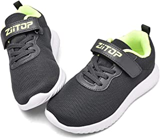 Kids Shoes Boys Girls Sneakers Lightweight Running Tennis...