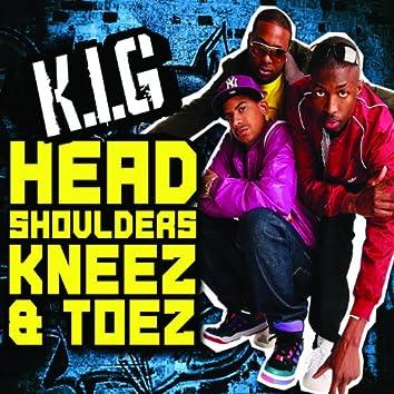 Head, Shoulders, Kneez & Toez (Digital)