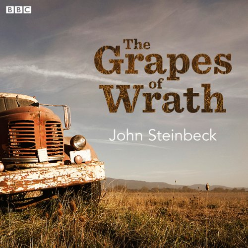 The Grapes of Wrath (Dramatised) cover art