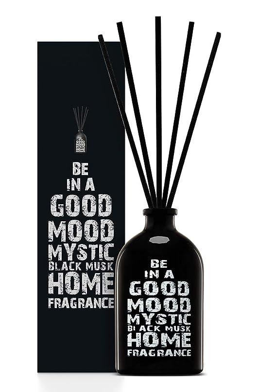 試すアンタゴニストアミューズBE IN A GOOD MOOD ルームフレグランス スティック タイプ BLACK MUSKの香り (100ml)