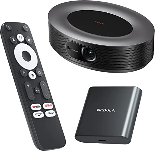 wholesale Anker Nebula Cosmos 1080p Video Projector with NEBULA outlet sale 4K 2021 Streaming Dongle sale
