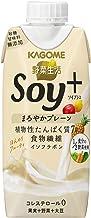カゴメ野菜生活Soy+(ソイプラス) まろやかプレーン330ml ×12本