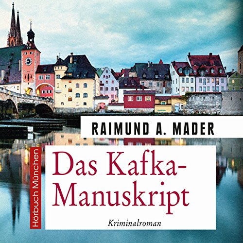Das Kafka-Manuskript audiobook cover art