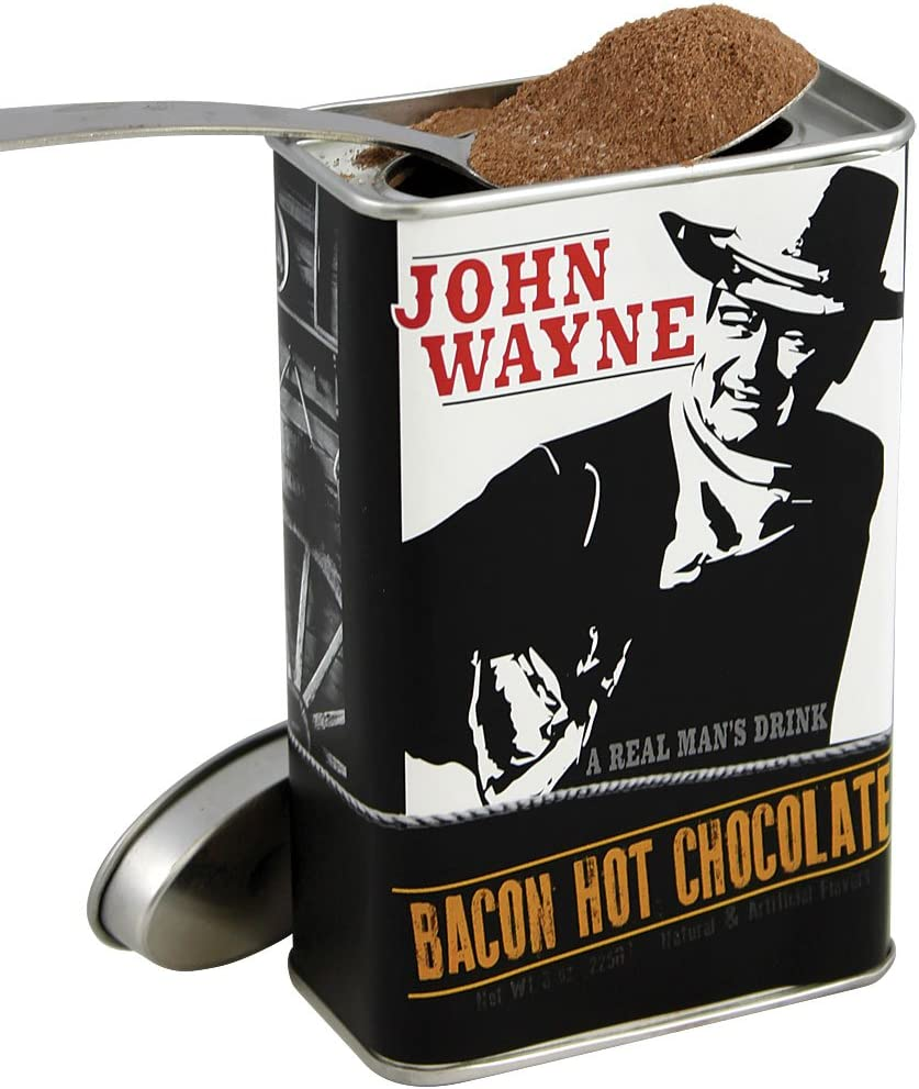 John Oakland Mall Wayne Bacon Hot Chocolate Mix The - Flavored C Duke's Online limited product