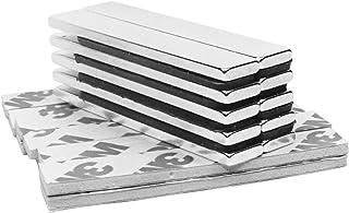 10 pièce Aimants Neodyme, 60 x 10 x 3 mm/5 mm N52 aimants puissants au néodyme – Aimants avec une terre rare Très forte ad...