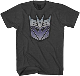Men's Stressed Decepticon Short Sleeve T-Shirt