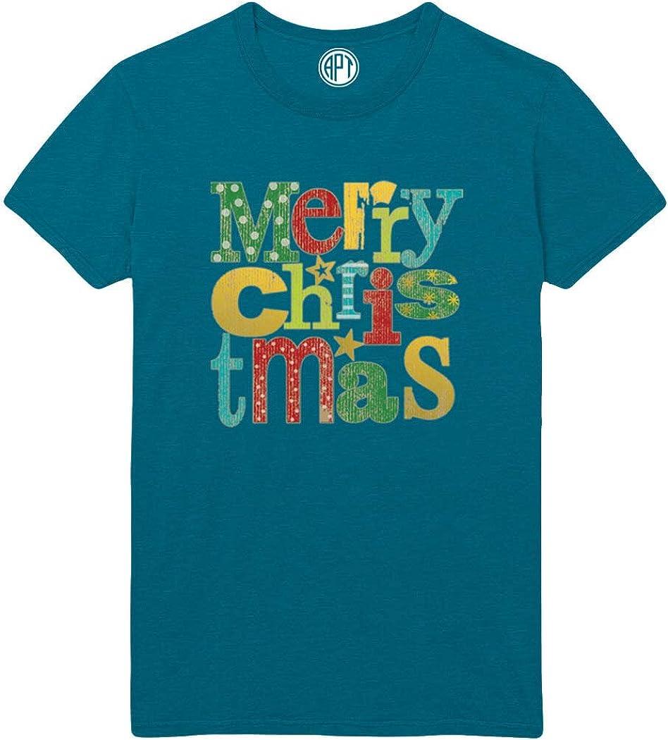 Merry Christmas Printed T-Shirt