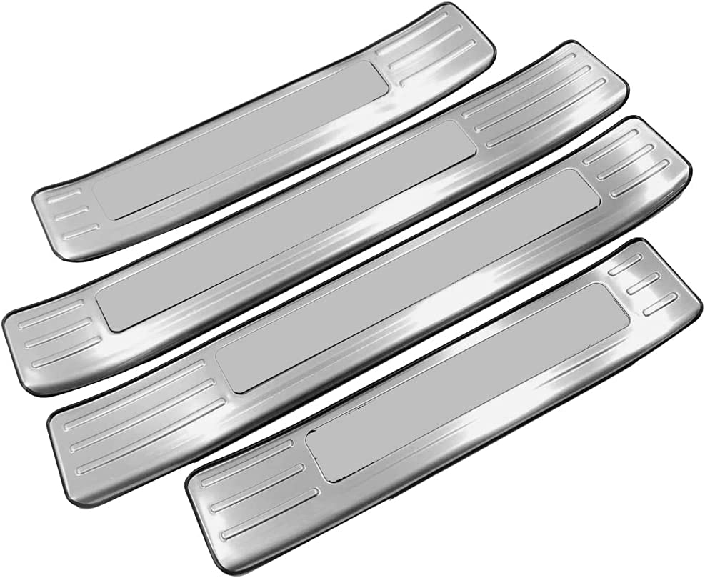 Bishop Tate Car Styling Ranking TOP7 Side Door Popular brand in the world Pedal G Scuff Sill Plate Outer