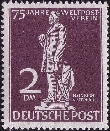 Goldhahn Berlin Nr. 41 II postfrisch  Plattenfehler Briefmarken für Sammler