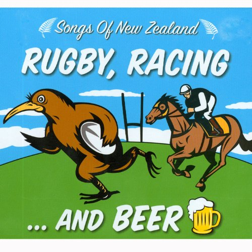 All Black Medley: Rugby, Racing & Beer / My Old Man's an All Black / On the Ball