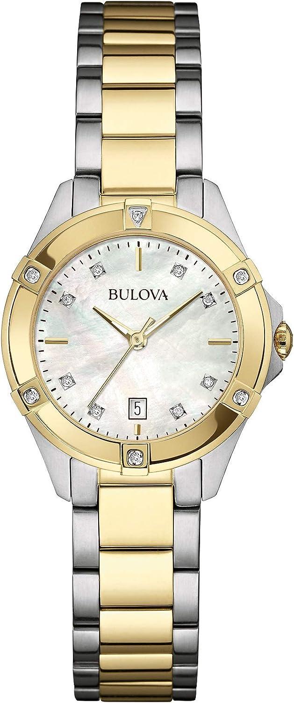 Large discharge sale OFFer 98W217 Bulova Wristwatch
