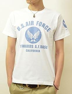 (ジーンズバグ)JEANSBUG U.S. AIR FORCE CA オリジナル エアフォース ミリタリー プリント 半袖 Tシャツ メンズ レディース 大きいサイズ ST-CA