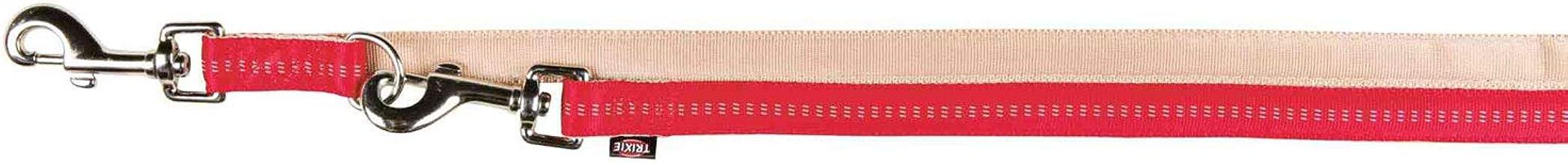 TX-11554 Leash 2,00 m/20 mm rood