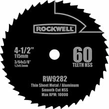 Best 4 1 2 circular saw blade Reviews