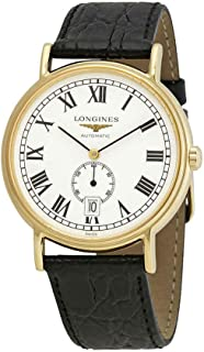 Longines Presence Automatic White Dial Men's Watch L4.805.2.11.2
