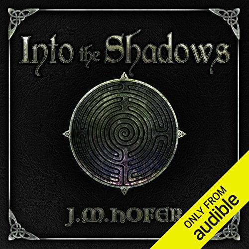 Into the Shadows audiobook cover art