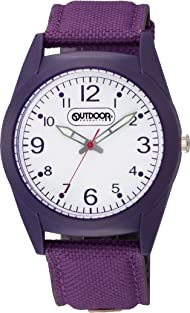 Citizen Q&Q Outdoor Products VS46: 007 Purple