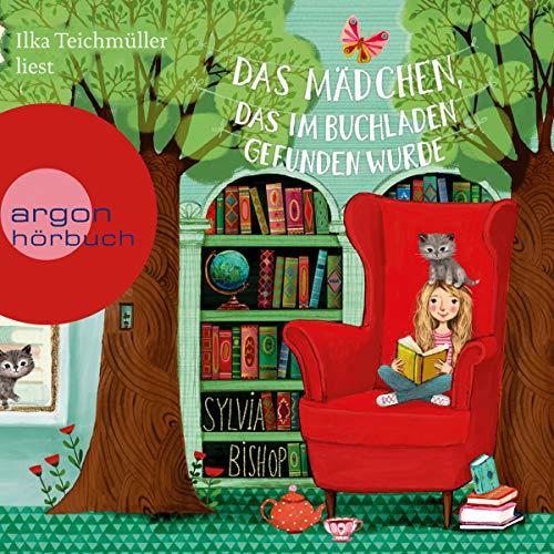 Das Mädchen, das im Buchladen gefunden wurde audiobook cover art