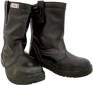 おたふく手袋 半長靴(踏抜き防止鋼板入) 28.0cm JW-777