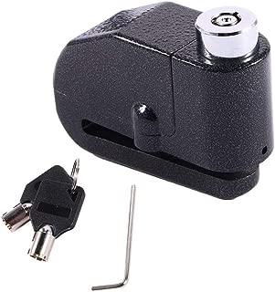 JahyShow Alarm Disc Lock Motorcycle bicycle Anti-theft Disc Brake Lock For Bike lock