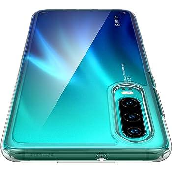 Spigen Ultra Hybrid Designed for Huawei P30 Case (2019) - Crystal Clear