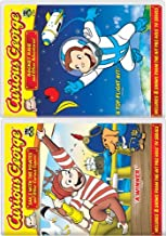 Universal Curious George-sails With The Pirates/rocket Ride 2pk [dvd/side By Side]