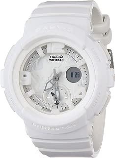 Casio Baby G Women BGA190BC-7B Year-Round Analog-Digital Automatic White Watch