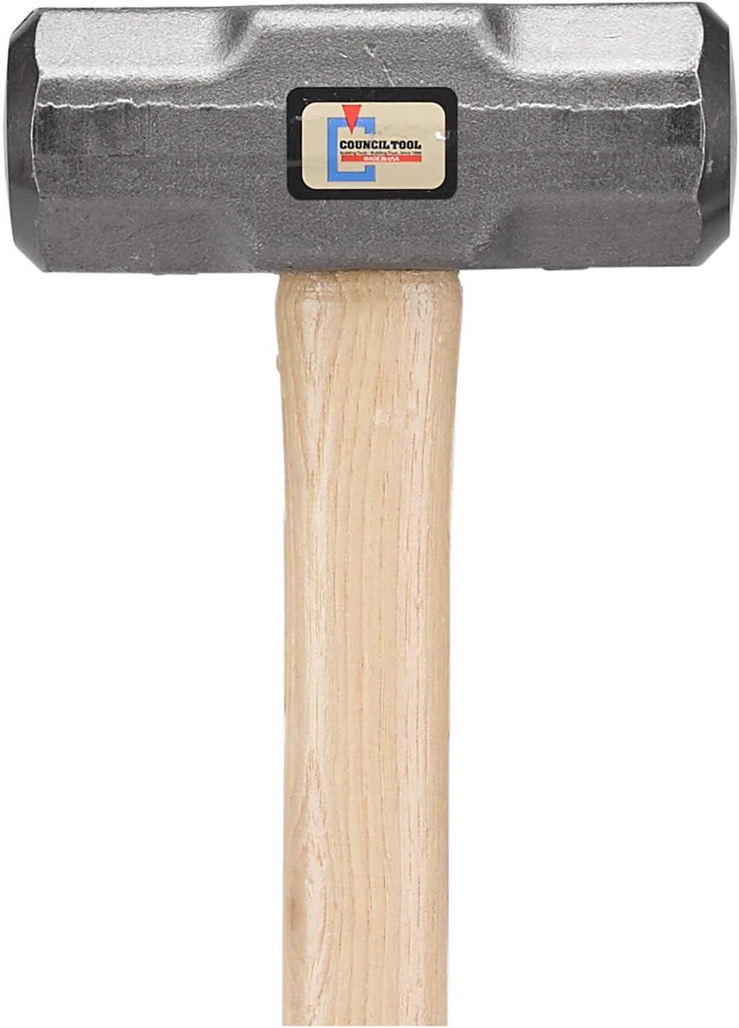 SALENEW very popular! Council Sledgehammer 8 lb. handle head Tulsa Mall hickory 36