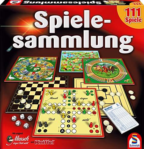 Schmidt-Juegos 49139 - La 111 Juegos Reunidos