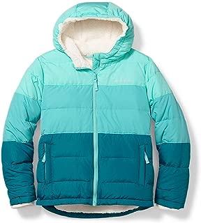 Eddie Bauer Girls' Classic Down Hooded Jacket