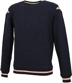 Teddy Smith - Adri Dark Navy Sweatshirt - Sweatshirt