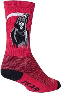 SockGuy,  Men's Crew Socks,  Reaper