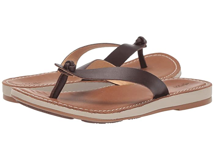 Nohie  Shoes (Dark Java/Tan) Women's Sandals