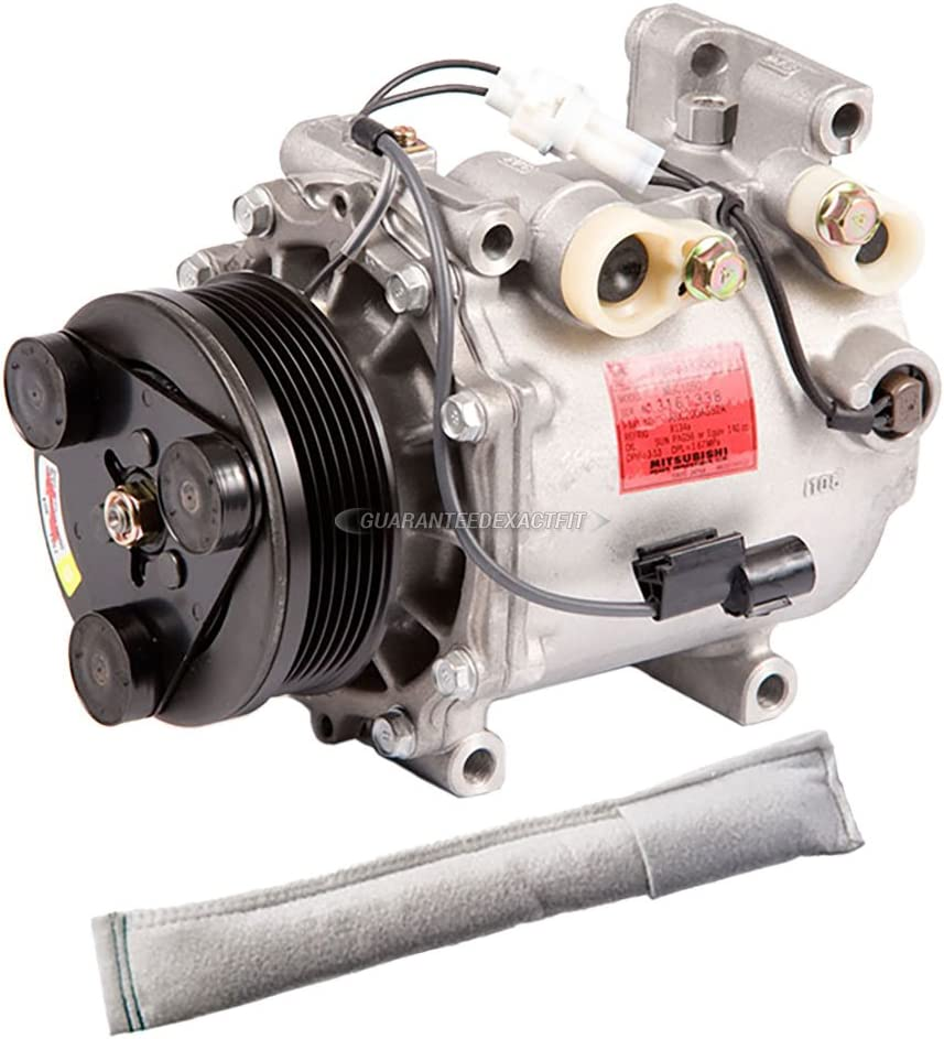 For Mitsubishi Eclipse 2.4L 2004 2005 OEM C w AC Quality inspection Dr A Oklahoma City Mall Compressor