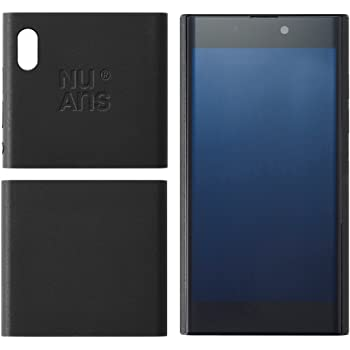 NuAns NEO TWOTONE CORE(ネオ ツートーン コア)本体セット スムースブラック(Windows 10 Mobile/Continuum for Phone)