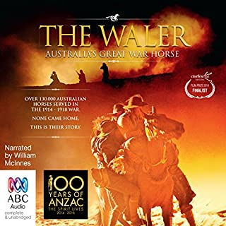 The Waler cover art