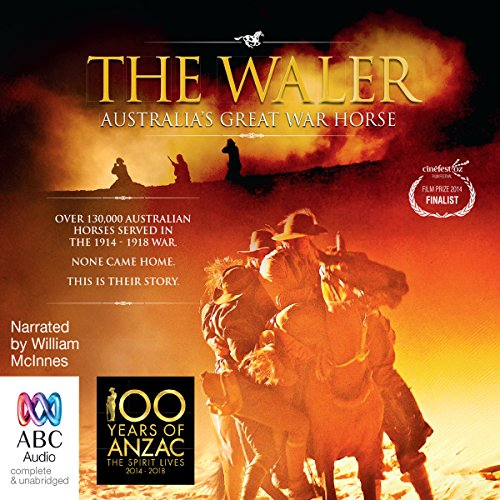 The Waler audiobook cover art