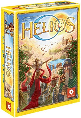 Asmodee - FIHEL01 - Jeux d'ambiance - Helios