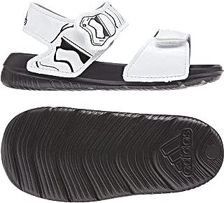 Adidas - Altaswim Star Wars - CQ0128 - Color: White-Black - Size: 4.5 Toddler