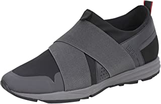 Hugo Boss Men's Hybrid Slip-On Running Sneakers Shoes