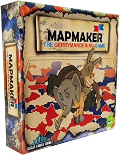 Lafair Family Games, Mapmaker: The Gerrymandering Game