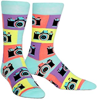 Retro Cameras Unisex Funny Casual Crew Socks Athletic Socks For Boys Girls Kids Teenagers