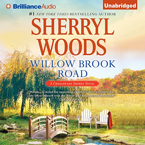 Willow Brook Road audiobook cover art