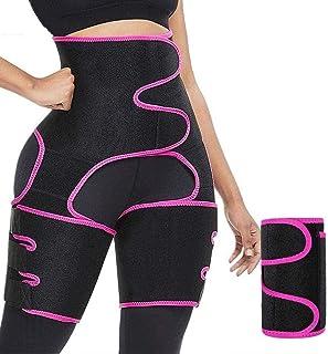 Lawnspet Breathable Waist Cincher Corset Tummy Control Waist Trainer Underbust Corsets for Women Body Shaper Weight Loss X...