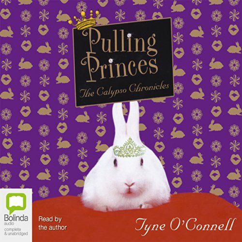 Pulling Princes audiobook cover art